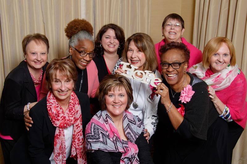 10 Women of Hope Members