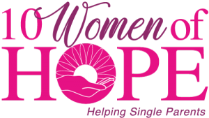 10 Women of Hope: helping single parents