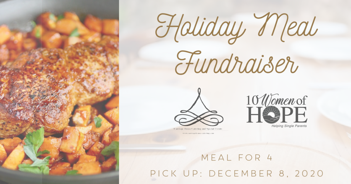 Holiday Meal Fundraiser